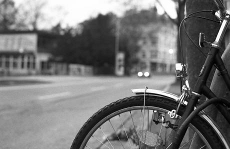 Ein Rad